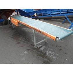 Stół selekcyjny 3750x500