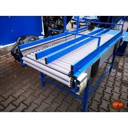 Stół rolkowy 2500x1000